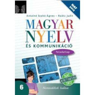 Magyar nyelv és kommunikáció 6. feladatlap (NAT)