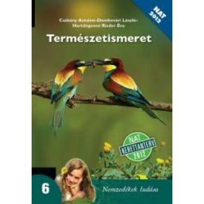 Természetismeret tankönyv 6. osztály