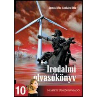 Irodalmi olvasókönyv 10. szakisk.