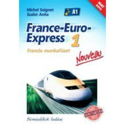 France-Euro-Express 1. munkafüzet (NAT)