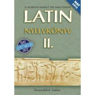 Latin nyelvkönyv II. (NAT)