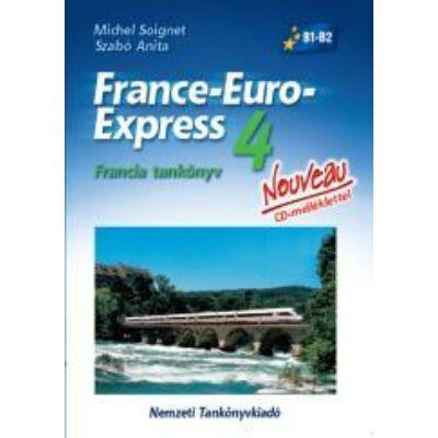 France-Euro-Express 4 Nouveau tankönyv
