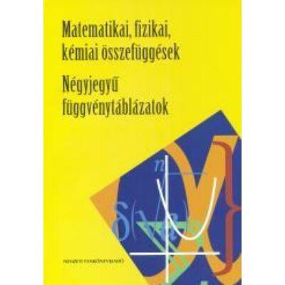 Négyjegyű függvénytáblázatok (NAT)