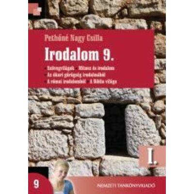 Irodalom 9. I. Szövegvilágok-mítosz és irodalom