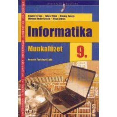 Informatika 9. munkafüzet