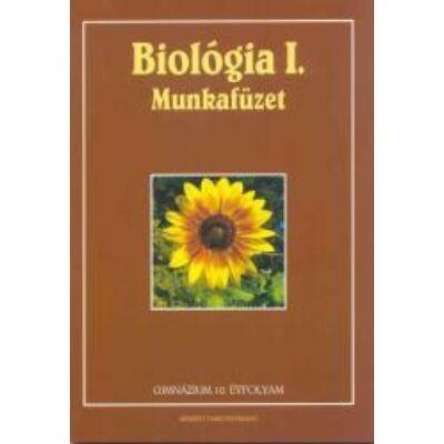 Biológia 10. gimnázium munkafüzet