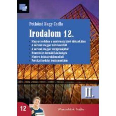 Irodalom 12. II. kötet
