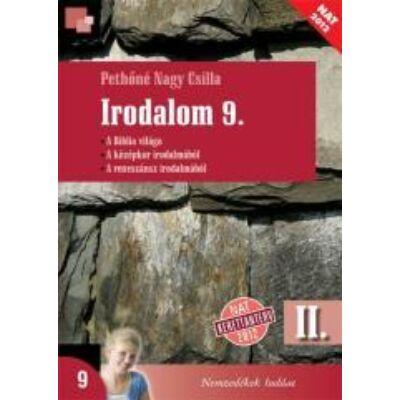 Irodalom 9. II. kötet (NAT)