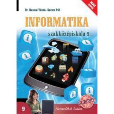 Informatika 9. szakközépiskola (NAT)