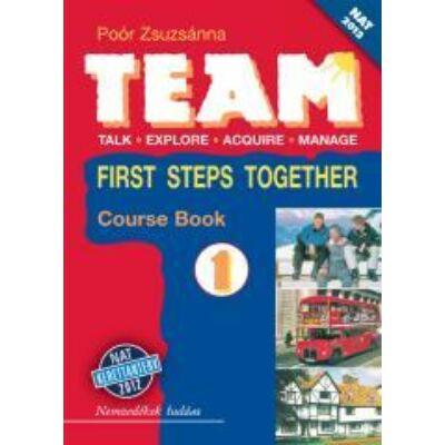 Team 1 tankönyv (NAT)