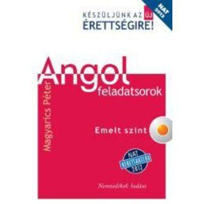 Angol feladatsorok Emelt +CD mell. (NAT)