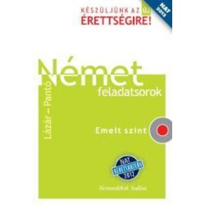Német feladatsorok Emelt +CD mell. (NAT)