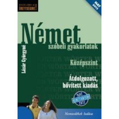 Német szóbeli gyakorlatok Közép (NAT)
