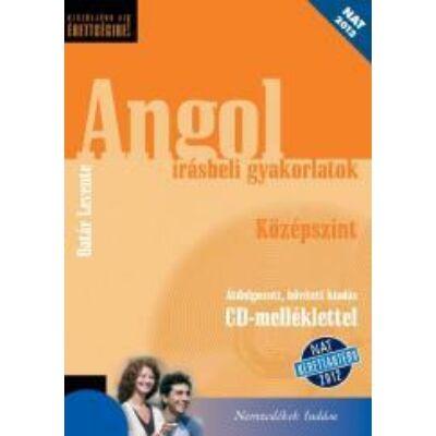 Angol írásbeli gyakorlatok Közép +CD mell. (NAT)