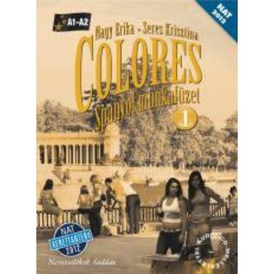 Colores 1. munkafüzet (NAT)