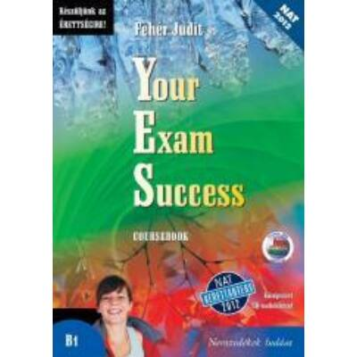 Your Exam Success Coursebook (A2-B1) közép (NAT)