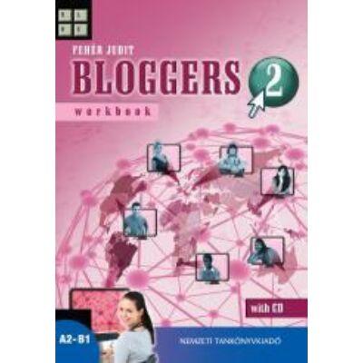 Bloggers 2. munkafüzet