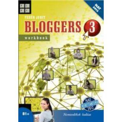 Bloggers 3 munkafüzet (NAT)