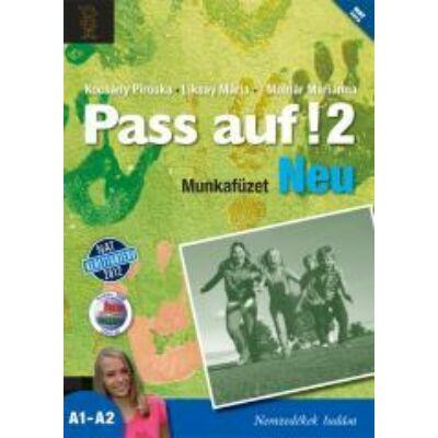 Pass auf! 2 munkafüzet (NAT)