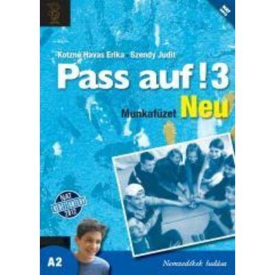 Pass auf! Neu 3 munkafüzet (NAT)