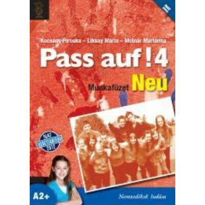 Pass auf! Neu 4 munkafüzet (NAT)