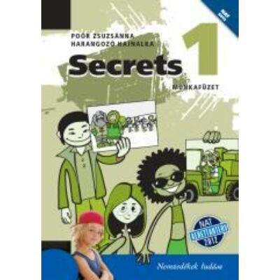 Secrets 1 munkafüzet (NAT)