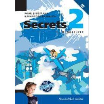 Secrets 2 munkafüzet (NAT)