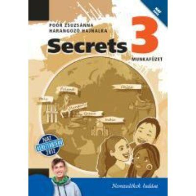 Secrets 3 munkafüzet (NAT)