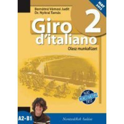 Giro d'Italiano 2 munkafüzet (NAT)