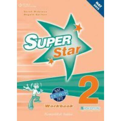 Super Star 2 munkafüzet (NAT)