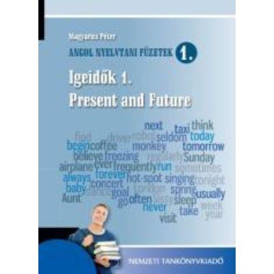 Angol nyelvtani füzetek 1.