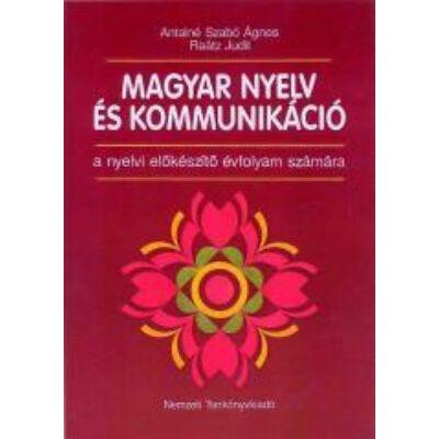 Magyar nyelv és kommunikáció nyelvi elők. Évfolyam (NAT)