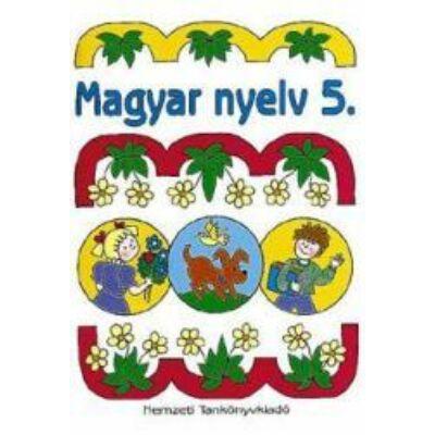 Magyar nyelv 5. munkatankönyv