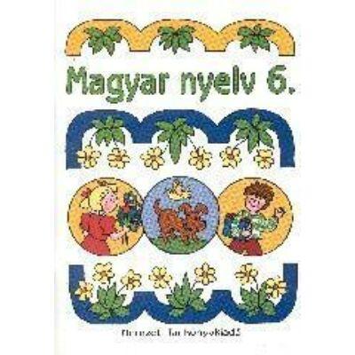Magyar nyelv 6. munkatankönyv