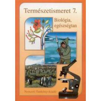 Természetismeret 7. biológia, egészségtan