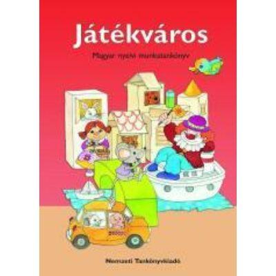 Játékváros. Magyar nyelvi munkatankönyv 3.