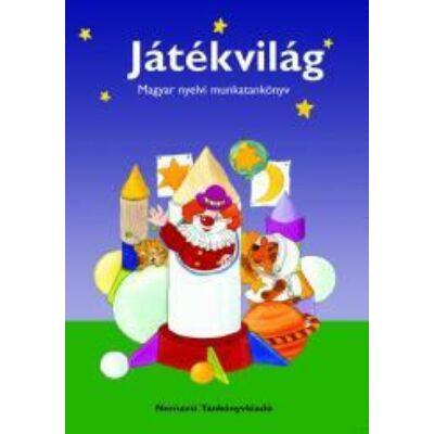 Játékvilág. Magyar nyelvi munkafüzet 4.