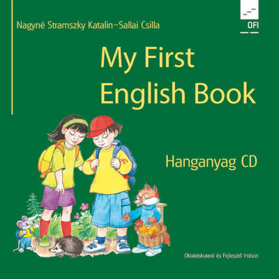 My First English Book – hanganyag CD-n