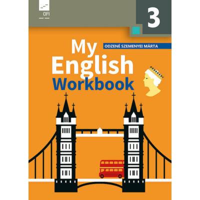 My English Workbook Class 3.