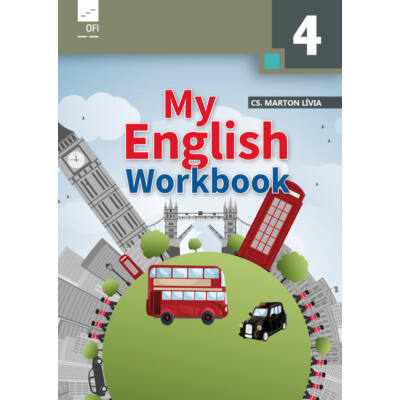 My English Workbook Class 4
