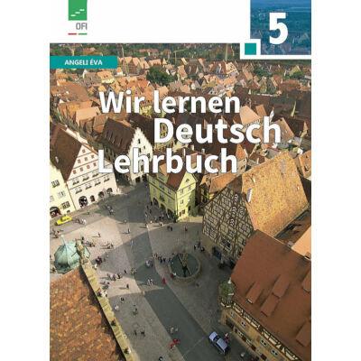 Wir lernen Deutsch 5 Lehrbuch