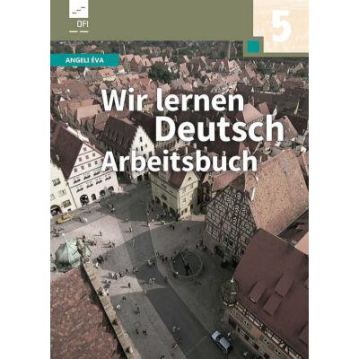 Wir lernen Deutsch 5 Arbeitsheft