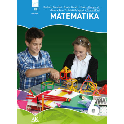 MATEMATIKA TANKÖNYV 6. ÉVF.