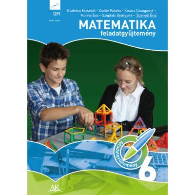 MATEMATIKA FELADATGYŰJTEMÉNY 6. ÉVF.