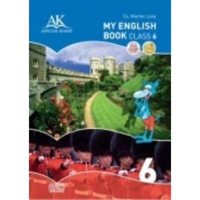 My English Book Class 6.