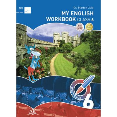 MY ENGLISH WORKBOOK CLASS 6.