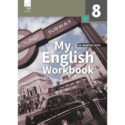 My English Workbook Class 8