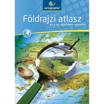 Földrajzi atlasz az 5-10. évf. számára