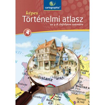 Képes történelmi atlasz ált. iskolások számára