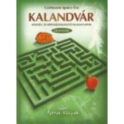 Kalandvár – Írás-olvasás készség- és képességfejlesztő feladatlapok